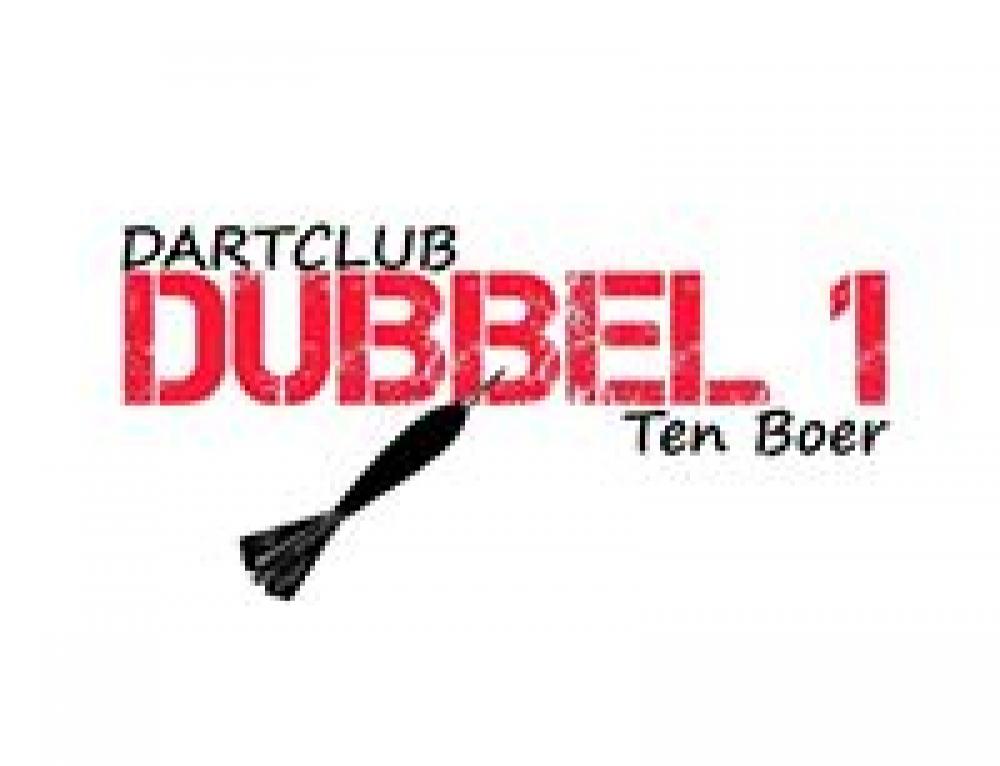 DARTCLUB DUBBEL 1